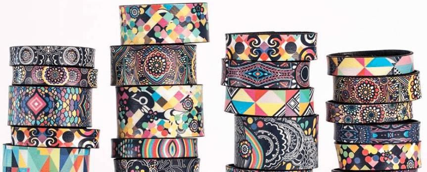 bracelets colours of my life