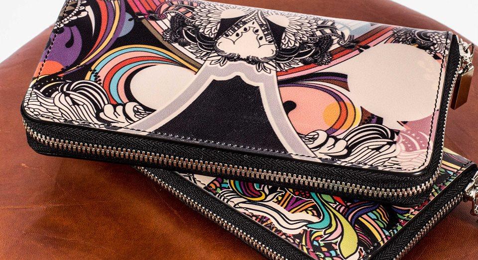 wallets portofele colours of my life
