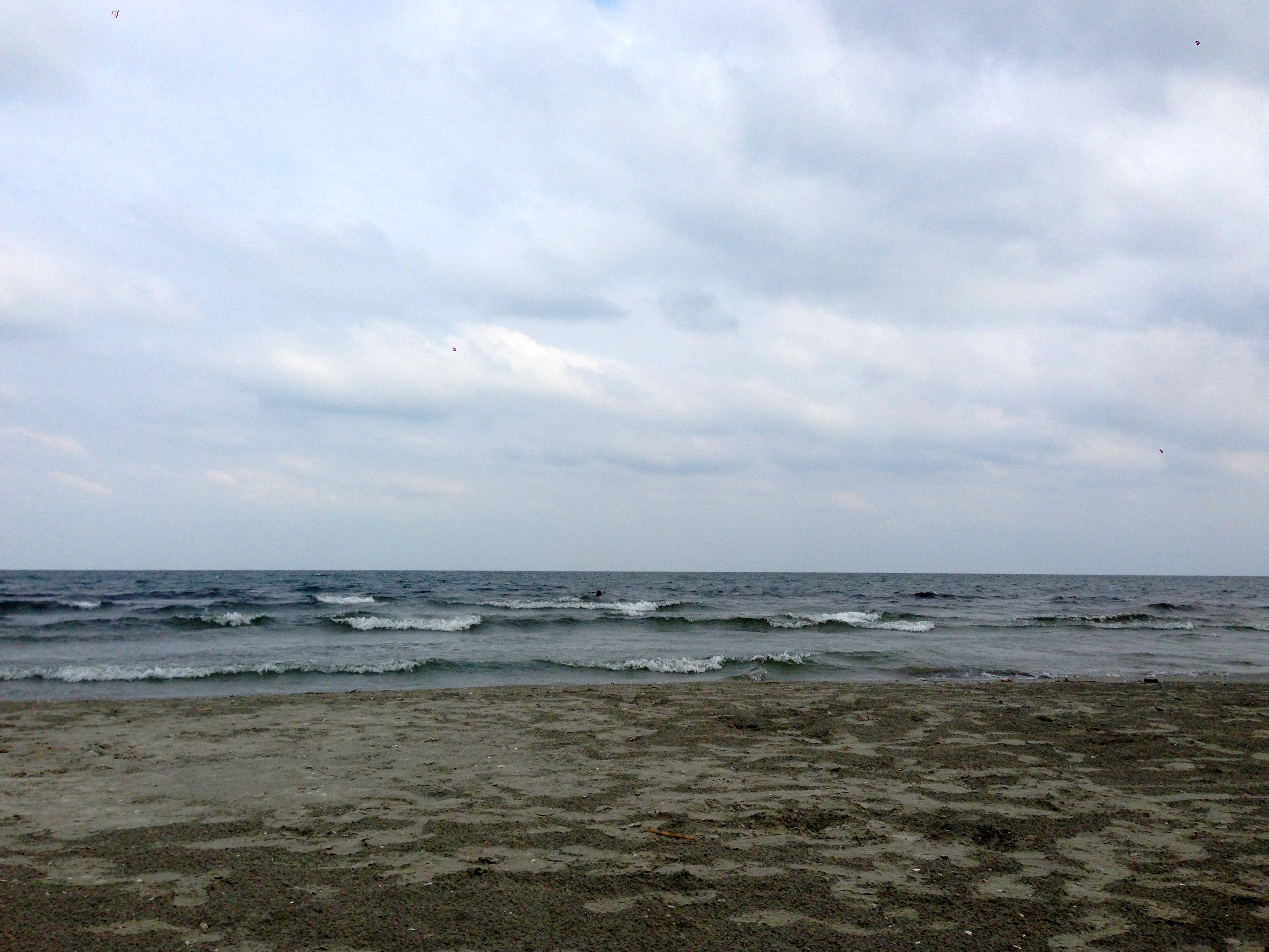 sulina beach danube delta