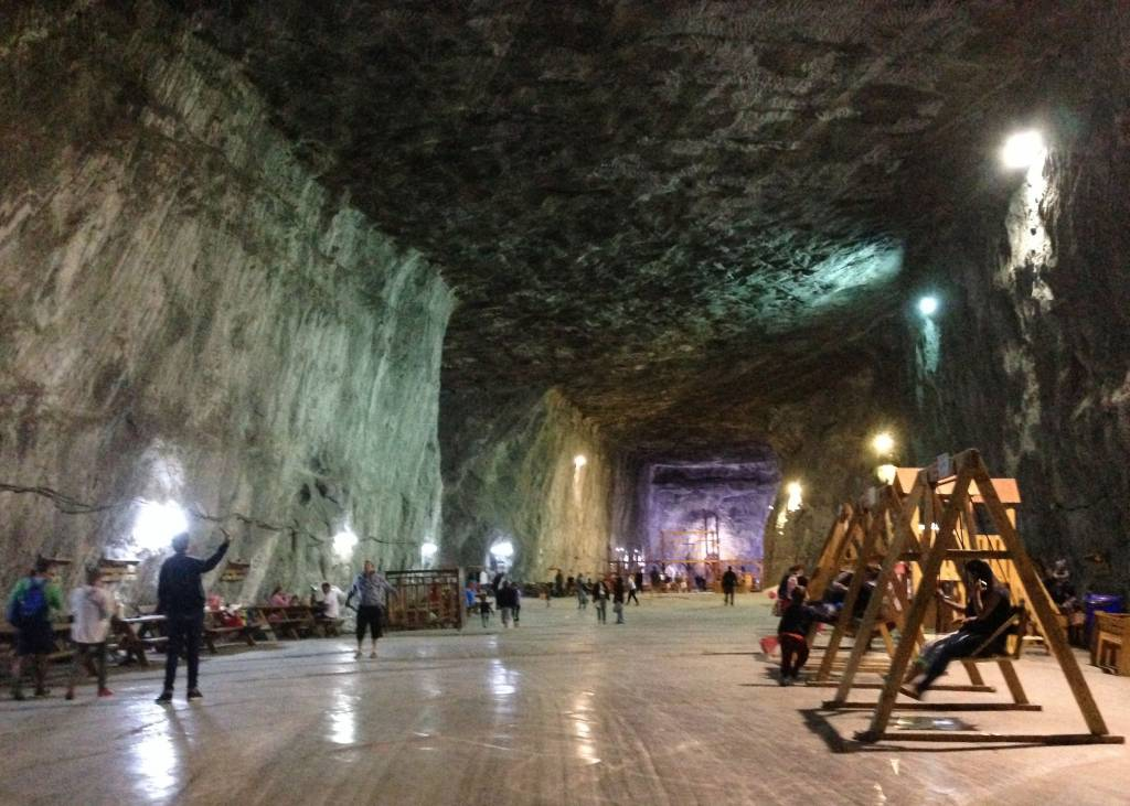 praid salt mine salina