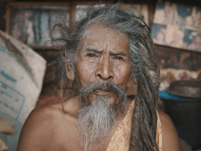 holy-man-with-the-longest-hair-portrait