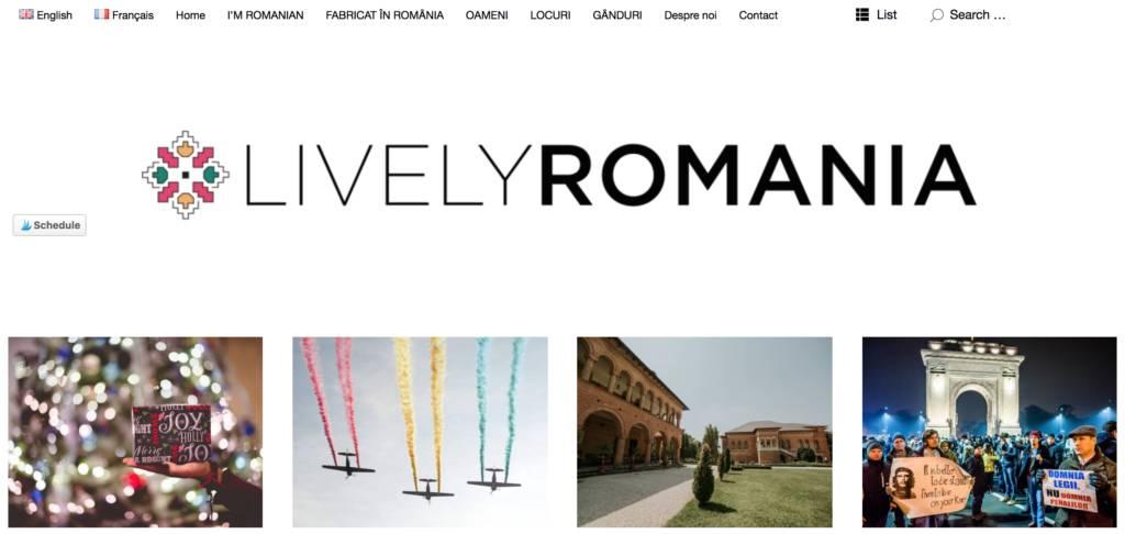 made in romania, romanian blog