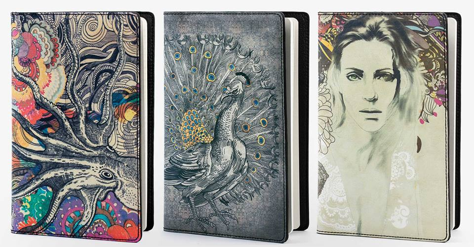 agende notebooks colours of my life